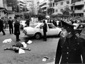 Come si presentava Via Fani il 16 marzo 1978 subito dopo l'attentato brigatista
