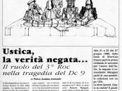 Lo stralcio dell'articolo e della vignetta pubblicata nel '93 dal nostro giornale