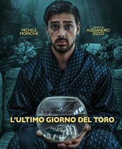 """La locandina de """"L'ultimo giorno del toro"""" di Alessandro Zizzo"""