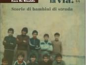 """La copertina di """"Mannaggia la via"""" dii Enzo De Rinaldis"""